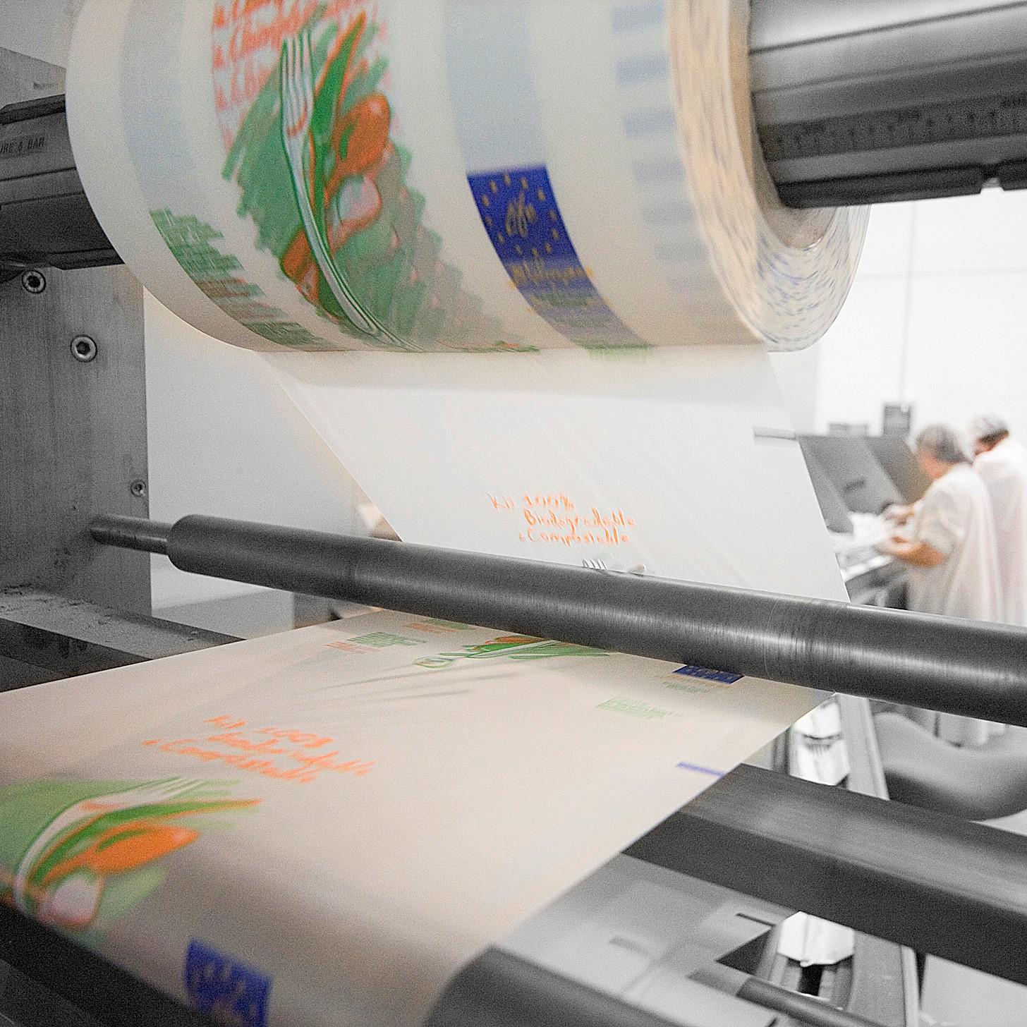 Bioplastics rivals BASF and Novamont unveil compostable cling films in fundamental breakthroughs