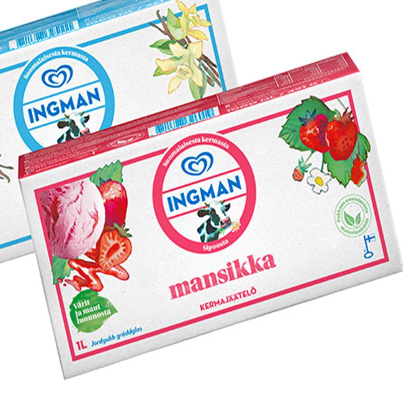 Stora Enso equips Unilever's Ingman ice cream with ...
