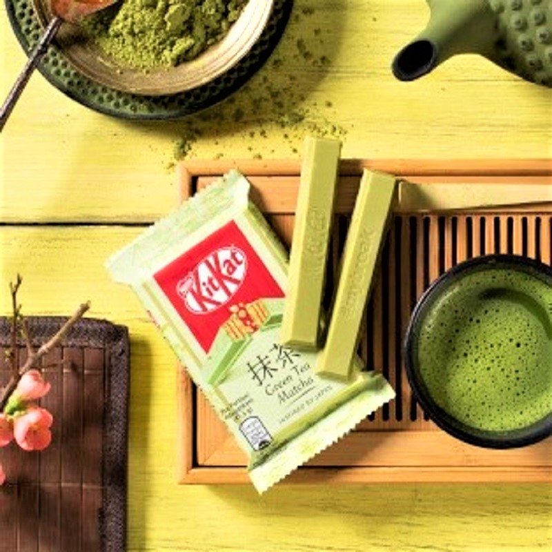 Weekly Roundup: Nestlé launches green tea KitKat in the UK