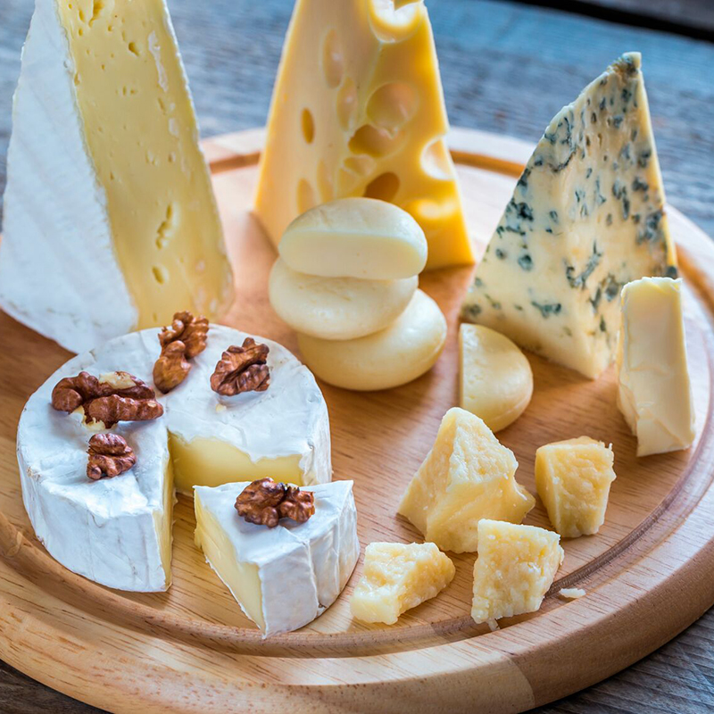 An age-old food: Study examines the microbiology of cheese - FoodIngredientsFirst