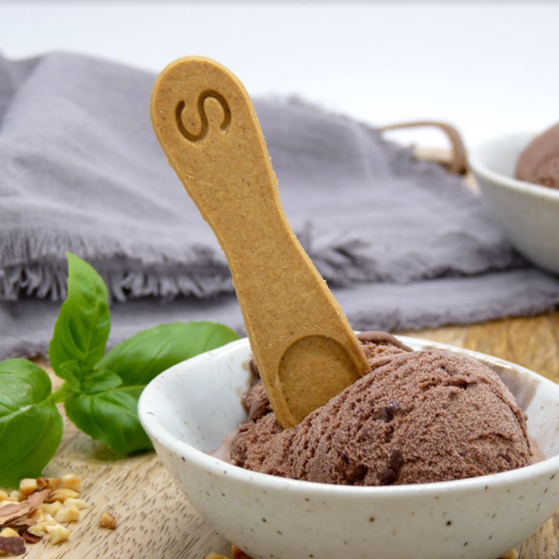 Fi Europe Connect: Spoontainable showcases upcycled edible spoons amid  COVID-19 foodservice shutdowns
