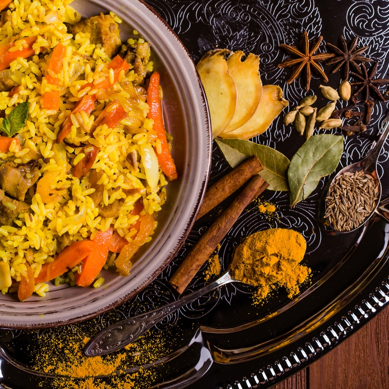 Kerry's 2021 Taste Charts: Traveling through taste, nostalgia and healthful ingredients to star