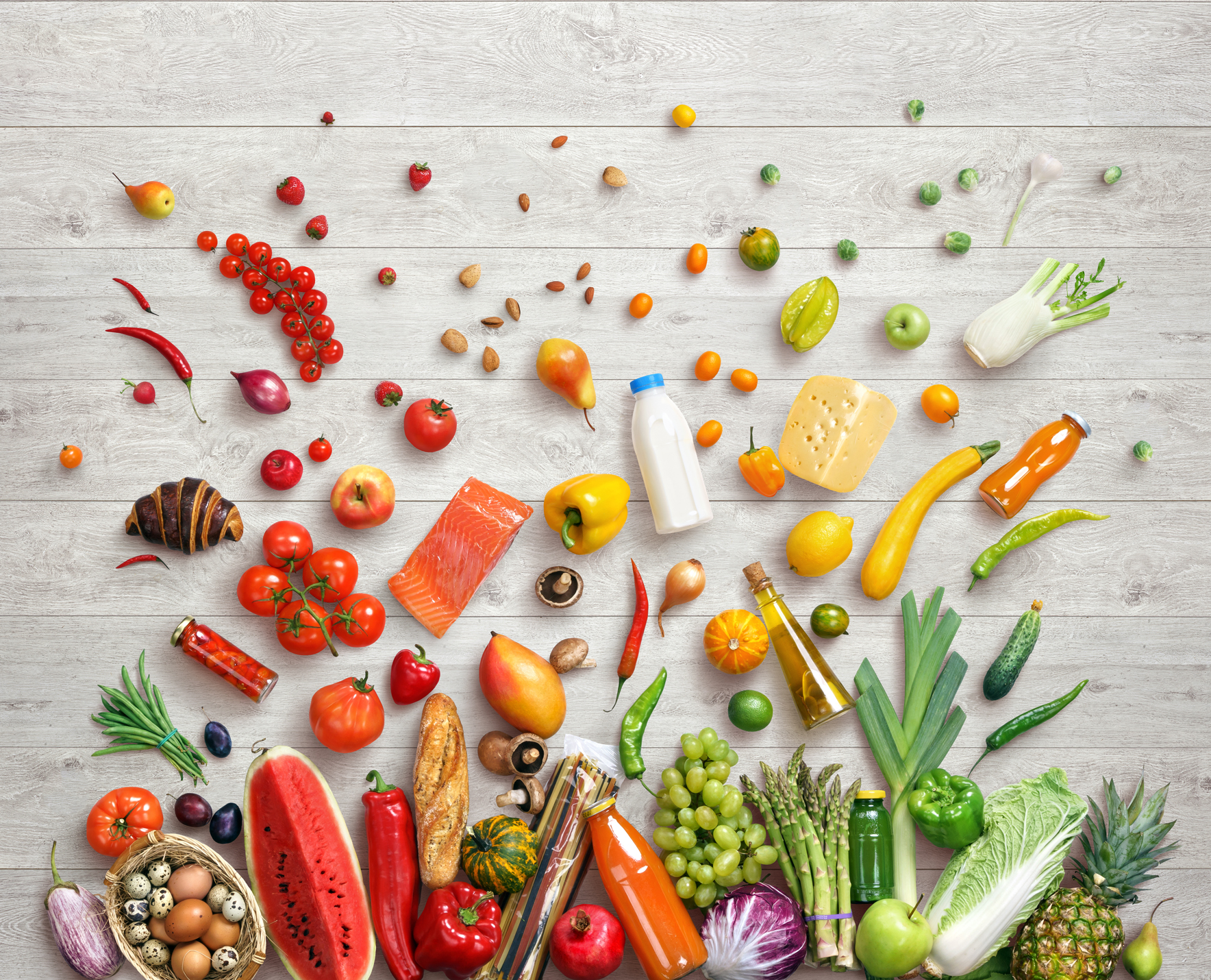 "Mindful Choices"" revealed as the top food trend for 2018"