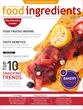 Foodingredientfirst article