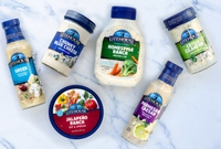 Litehouse Unveils Bright, Eye-Catching New Look For Dressings And Dips