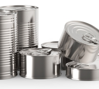 Zinc in canned goods can restrict nutrient absorption, study finds
