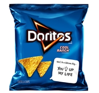 Snackable Notes: Frito-Lay offers personalized messaging for back to school