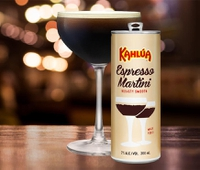 Ardagh Nitro Can enhances on-the-go experience of Kahlúa Espresso Martini