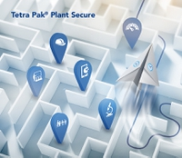 "Tetra Pak launches Plant Secure aiming to enhance ""smart manufacturing"""
