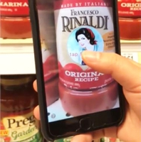 Talking jars: Francesco Rinaldi launches first AR technology in pasta sauce category