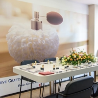 Fragrance and taste company Firmenich is opening a customer experience studio in Guangzhou, China, to further expand its reach in the Chinese market.