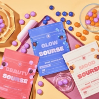 Sourse has launched Beauty Bites and Mood Bites as part of its line of vitamin-infused chocolate.
